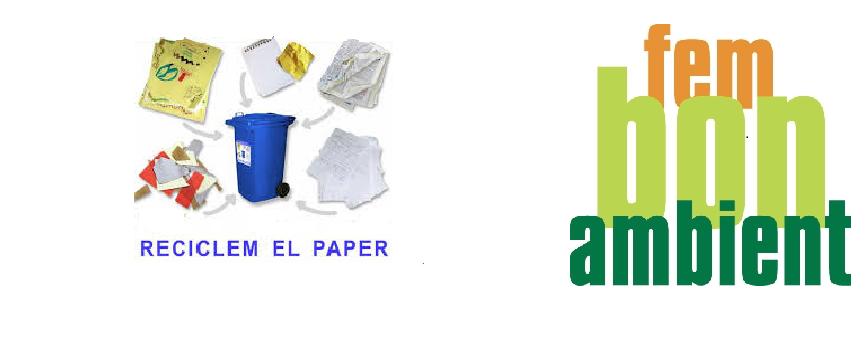 reciclem paper